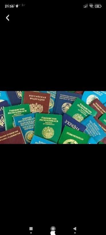 Временная регистрация иностранного гражданина ( Азербайджан, Армения