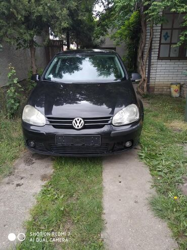 Polovni automobili - Zrenjanin: Volkswagen Golf 1.9 l. 2004