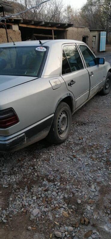 Mercedes-Benz W124 2 л. 1989 | 2354874 км