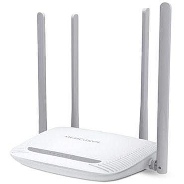 Wifi роутер Mercusys  - 4 антенны. Гарантия 6 в Бишкек