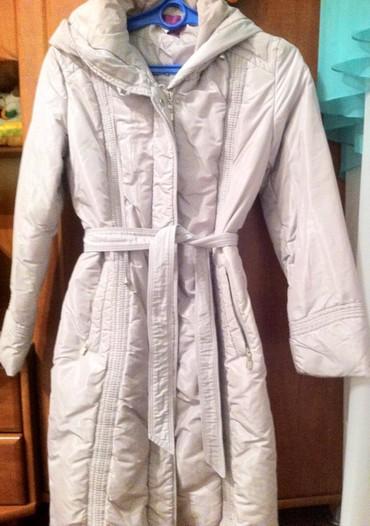 супер стильное платье в Кыргызстан: Продаю Супер тёплую и качественную плащ - куртку. Наполнитель - Супер