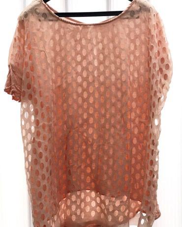 Ika-bluza-jaknica-italijanskog-brenda-biaggini - Srbija: Majica brenda Zara