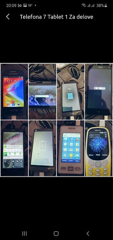 Elektronika | Loznica: 3000 din  Radi besprekorno nemački meni Nokia  Tel za delove ili popra