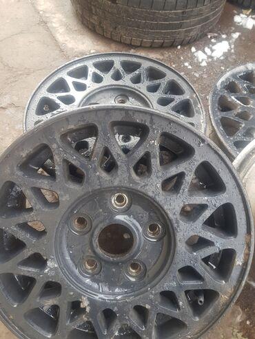 куплю диски на 14 в Кыргызстан: Диски р14 розболтовка 5×114.3  3500