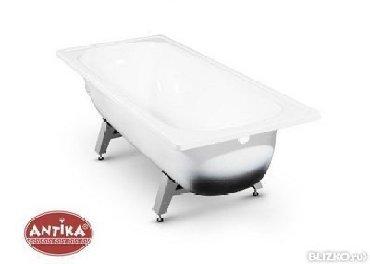 """Ванна стальная """"Antica"""", всех размеров 150х70, 160х70, 170х70. Доставк"""