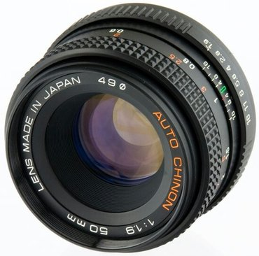 обьектив chinon  50mm f1. 9 новый , байонет  pentax k в Бишкек