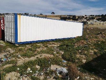 konteyner 40 tonluq - Azərbaycan: Konteyner tipli anbar (Rəfli). 6 ay müddətində işlənmişdir və layihə