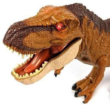 ������������������r���:za33������������������,������������������,������������������,��������������������� - Srbija: Dinosaurus T-REX na daljinsko upravljanje Cena 3600 din POSLEDNJI