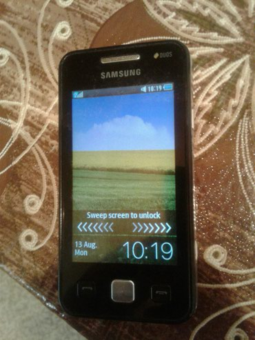 Samsung c3212 duos - Azerbejdžan: Potrebna je popravka Samsung C6712 Star Ii Duos crno