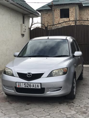 mazda b series в Кыргызстан: Mazda Demio 1.3 л. 2003