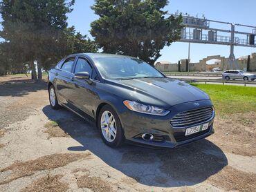 Ford - Azərbaycan: Ford Fusion 1.5 l. 2014 | 98000 km