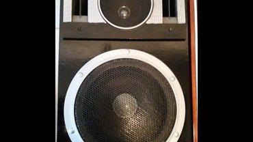 Продаю колонки акустические 50 ас-104,2 в Бишкек