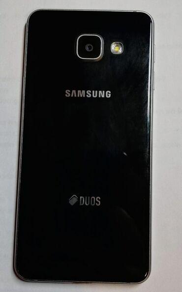 A3 - Azərbaycan: Yeni Samsung Galaxy A3 2016 16 GB qara