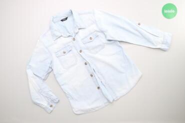 Топы и рубашки - Голубой - Киев: Підліткова джинсова сорочка George, вік 10-11 р., зріст 140-146 см