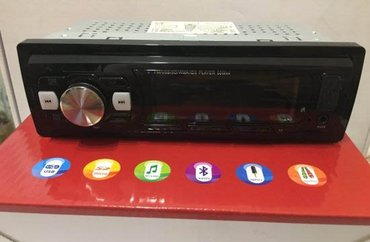Auto radio MP3 plejer sa bluetooth - om - Beograd