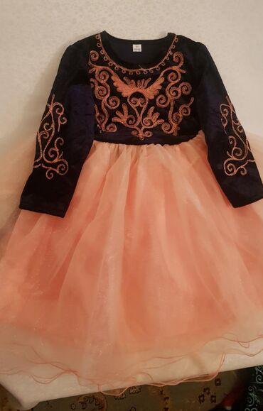 Национальная детская платье 26-34 размеры