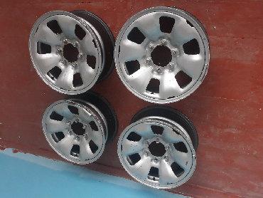 диски на колеса в Азербайджан: Toyota Prado diskləri. 2 si ideal 2 si isə kraskalamaq məsləhət