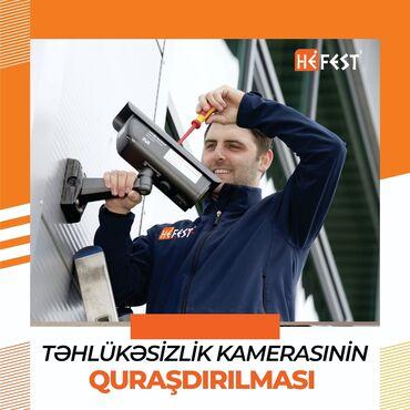 """Kameraların quraşdırılması - Azərbaycan: Təhlükəsizlik kamera quraşdırmaq """"Cərrah Dəqiqliyi"""" istəyir. Hər növ"""