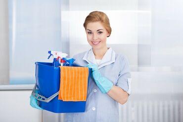 Работу кат в с д - Кыргызстан: Ищу работу уборщицы. Мою подъезды квартиры и т.д
