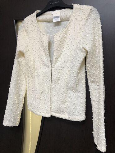 Пиджак женский, новый, покупала в Италии знаменитая французская фирма