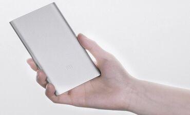 Мобильные телефоны и аксессуары - Кыргызстан: XIAOMI POWER BANK MI 2 (5,000 mah)  Внешний аккумулятор XIAOMI