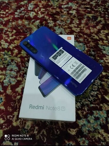 Б/у Xiaomi Redmi Note 8 128 ГБ Синий