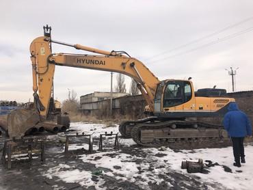 Эксковатор хундай450. 2010 г в.   Прошу 90000$  в Бишкек