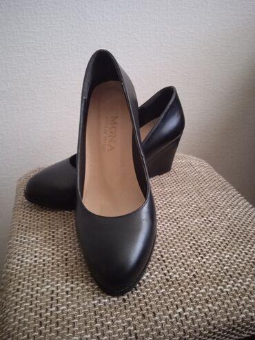 Туфли - Кыргызстан: Продам туфли 38.5размер. Почти не носила. В отличном состоянии. На