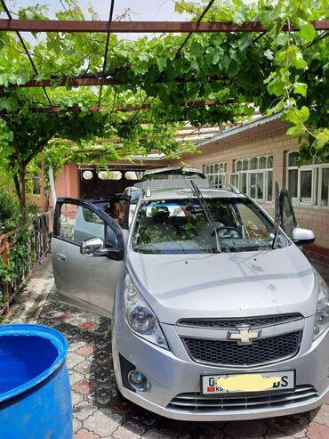 Chevrolet в Кыргызстан: Chevrolet Spark 1 л. 2009 | 235000 км