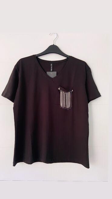 Olivia markali t-shirt Olçü s-m.m-l.l-xl Terkibi 100% pambıq Türkiyə i