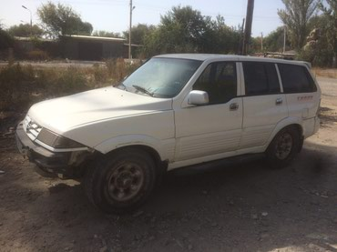 Ssangyong Musso 1997 в Бишкек