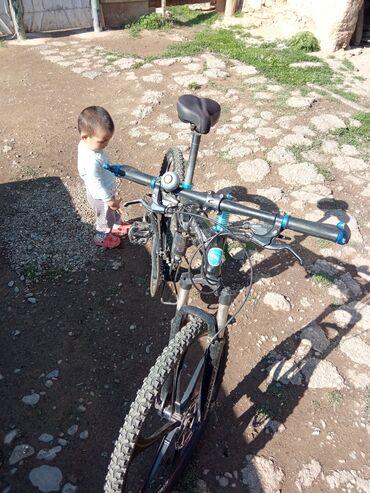Спорт и хобби - Токтогул: Велосипед сатам. Спортровер 24 скорость 5 ай болду айдаганыма