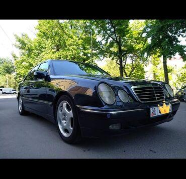 chrysler 2000 в Кыргызстан: Mercedes-Benz E 430 4.3 л. 2000 | 222222 км