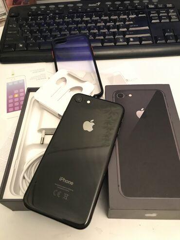 Новый iPhone 8 64 ГБ Черный