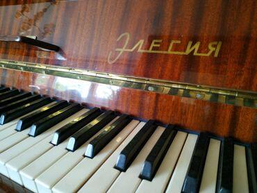 """пианино-чайка в Кыргызстан: Продается фортепиано """"ЭЛЕГИЯ"""" Внешний вид отличном состоянии! Как"""