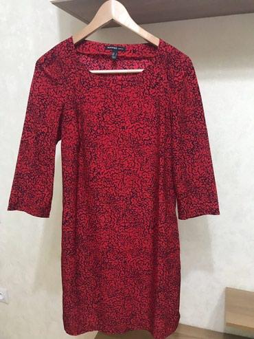 mango шорты в Кыргызстан: Платье Mango, размер S (42), состояние идеальное