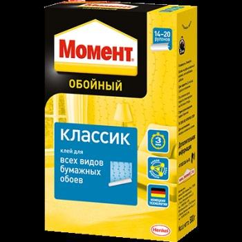 Обойный клей Момент (классик) в Бишкек