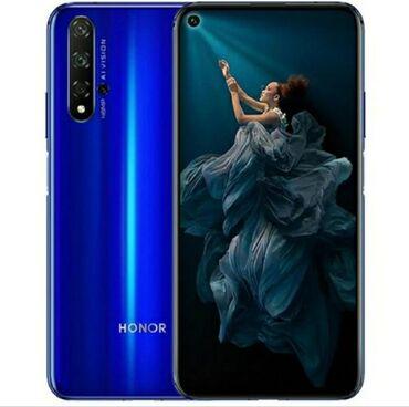 New* (Запечатанные) Honor 20 6/128gb (синий,черный) камера 48мп от