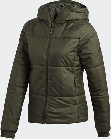 Женьская куртка,утепленная W BTS Jacket adidas  в Бишкек