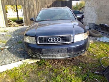 Vozila - Sabac: Audi A4 b6 2.5 TDI delovii