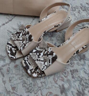 Женская обувь - Бишкек: Новая обувь( надевала один раз) Турция, размер не подошёл. Продаю