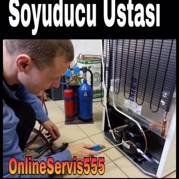 Soyuducu ustasi sumqayit - Азербайджан: Ремонт | Холодильники, морозильные камеры | С гарантией, С выездом на дом