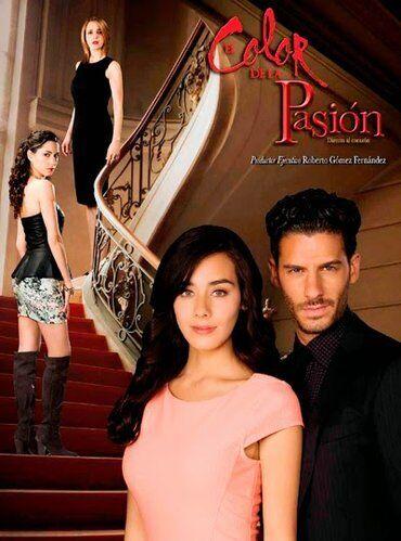 Boja strasti (El Color de la Pasion)Cela serija, sa prevodomukoliko