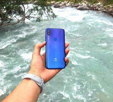 Xiaomi - Кыргызстан: Новый Xiaomi Redmi Note 7 128 ГБ Синий
