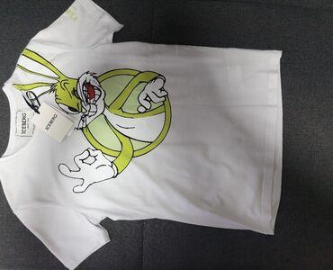 Nova ICEBERG muska majica kratkih rukava.  Velicina: M Slim fit Majica