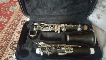 Bakı şəhərində Fransizki  klarnet B prablemi yoxdu usdunde muwduy verilmir aleti