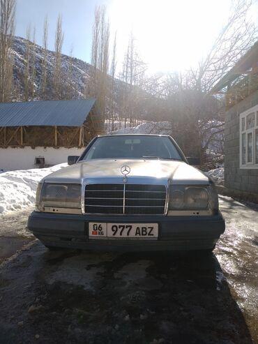 купить мотор мерседес 2 2 дизель в Кыргызстан: Mercedes-Benz W124 2.5 л. 1988