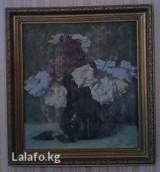 аукцион картин в Кыргызстан: Картины разной тематики советских художников по 5000 сом. Редактор