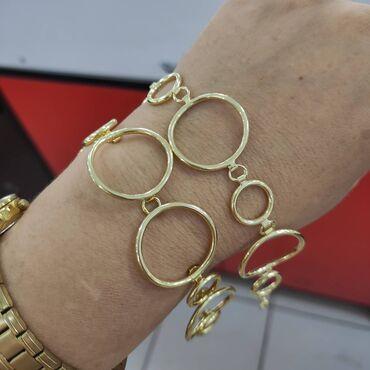 77 объявлений: Италия ЭксклюзивБраслетыСеребро покрыто желтое золото Пробы