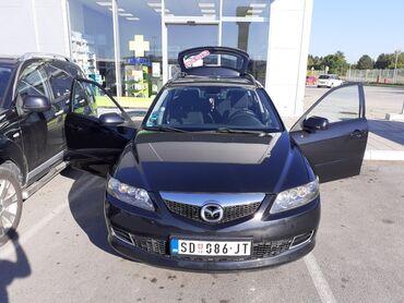 Mazda | Srbija: Mazda Mazda6 2 l. 2006 | 302000 km